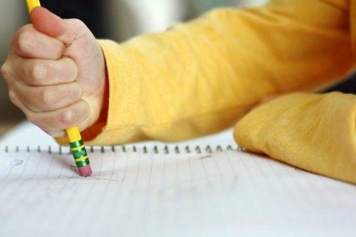 子供が学習障害かもしれないサイン