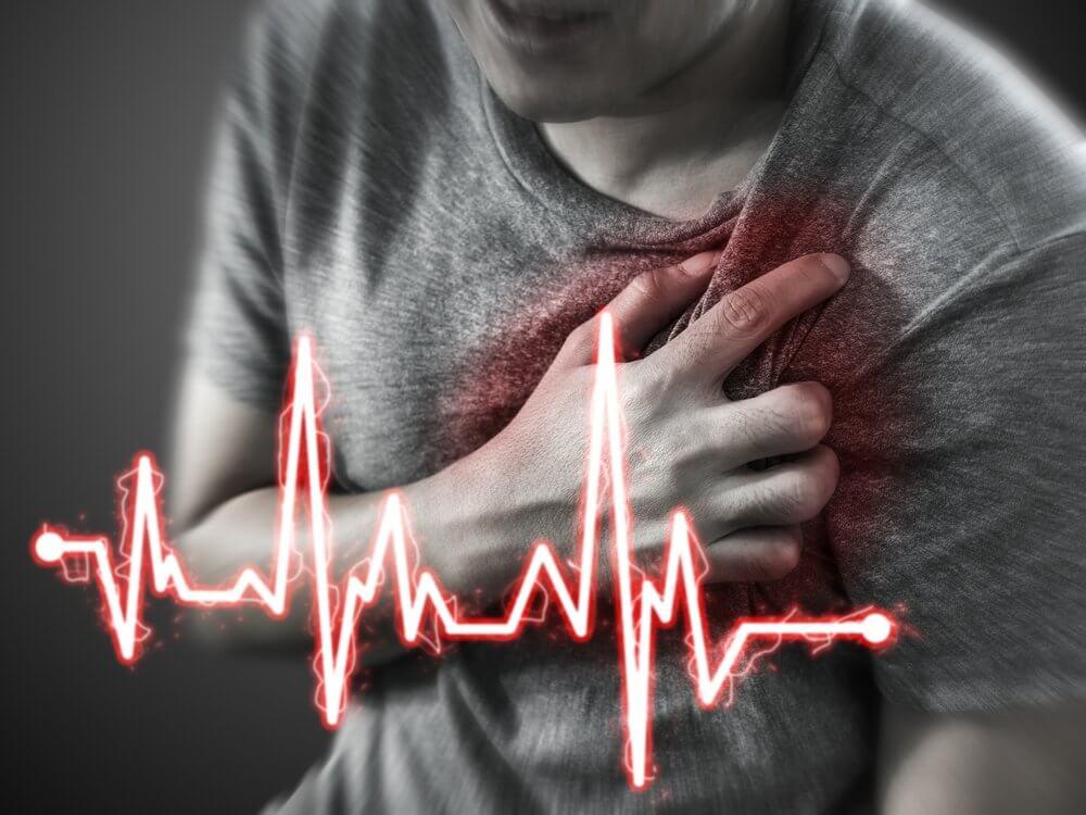 心臓発作の症状