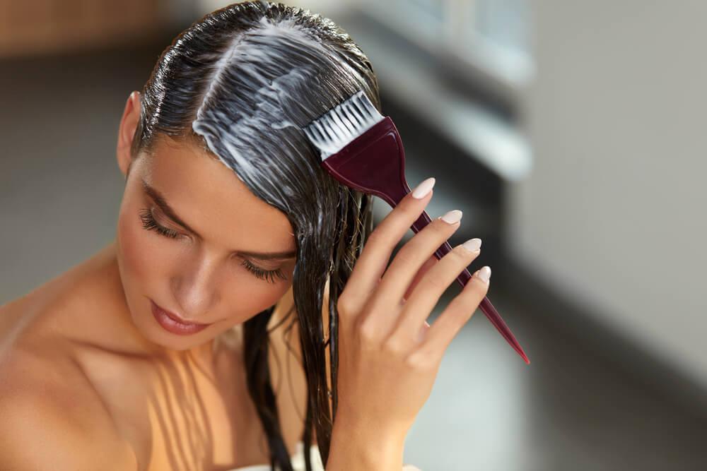 自家製!髪質改善トリートメント
