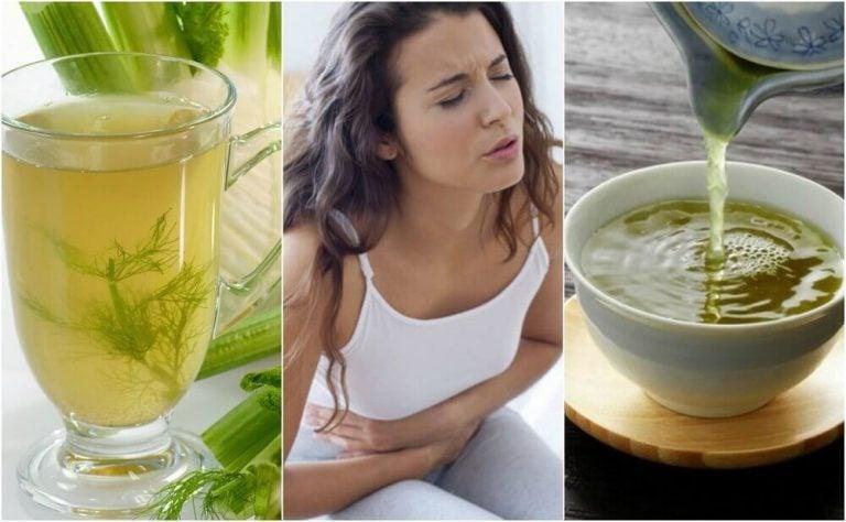 消化不良を改善する植物ベースのお茶5選