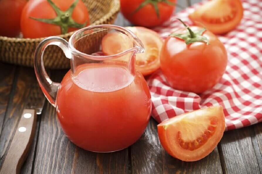トマト 低脂肪デトックス