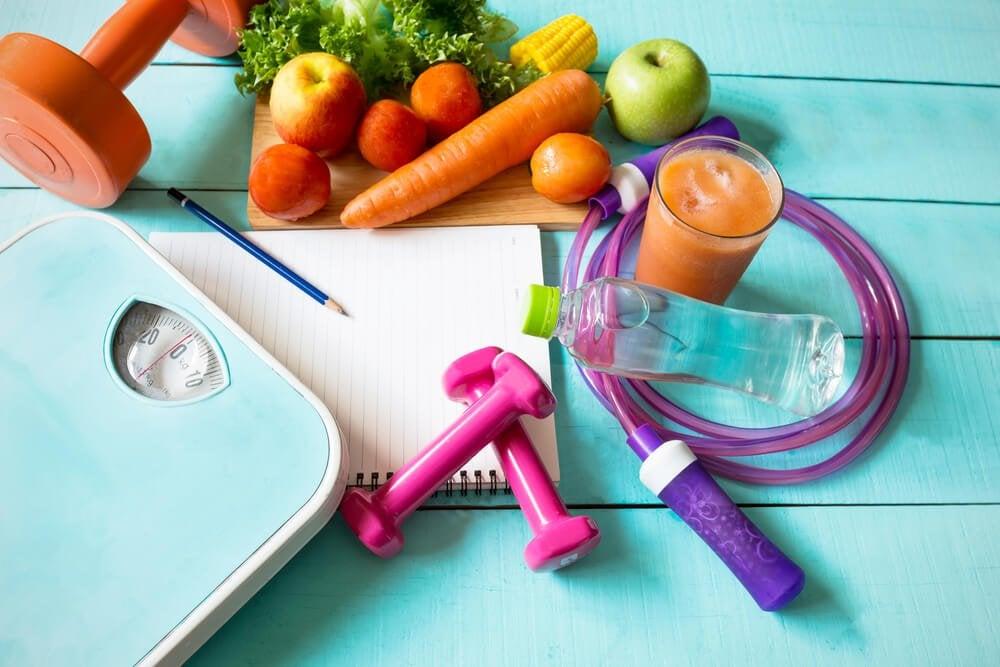 代謝を速めて減量につなげる2つのダイエットプラン