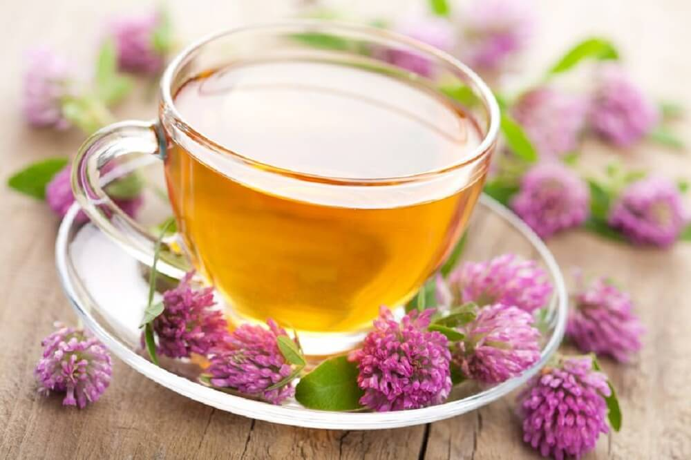 お茶とはな 禁煙に役立つハーブティー