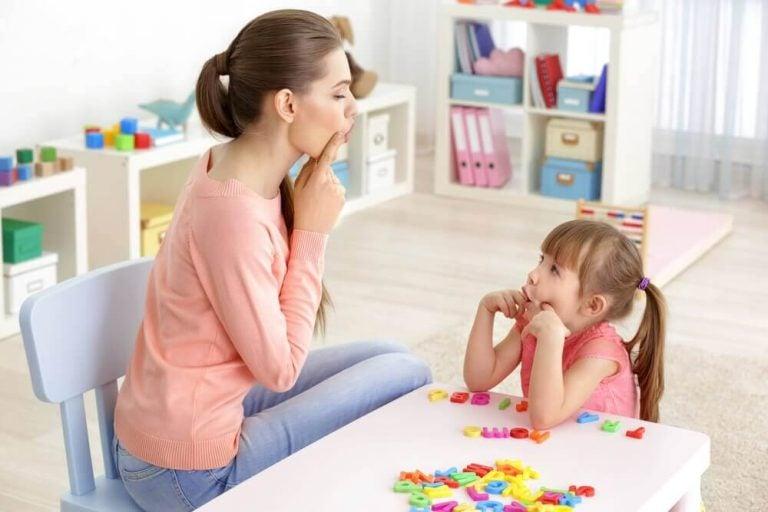 言語に問題がある子供に効果的な6つの訓練方法