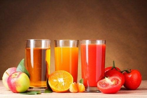 ダイエットの強い味方!減量を助けるジュース