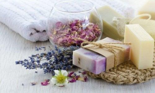 自家製ナチュラル石鹸の作り方3選