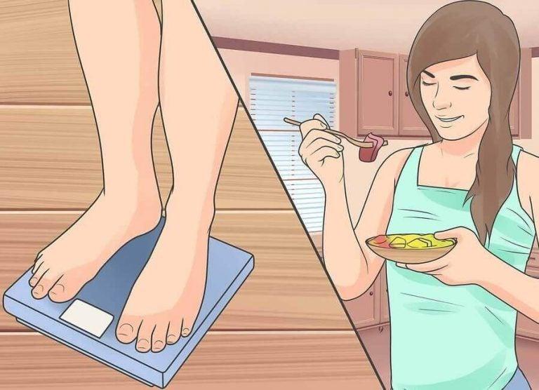 健康的に体重を増やす7つの食品