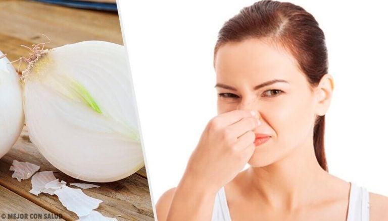 体臭の原因になる8つの食品