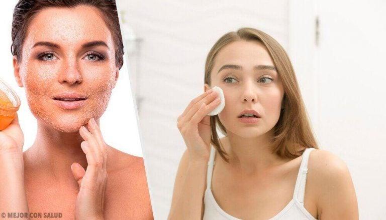 乾燥肌をしっかりと治す方法