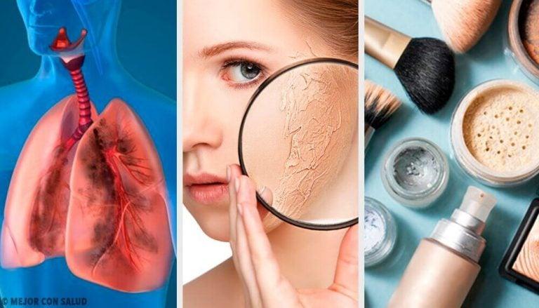 乾燥肌の驚くべき10の原因