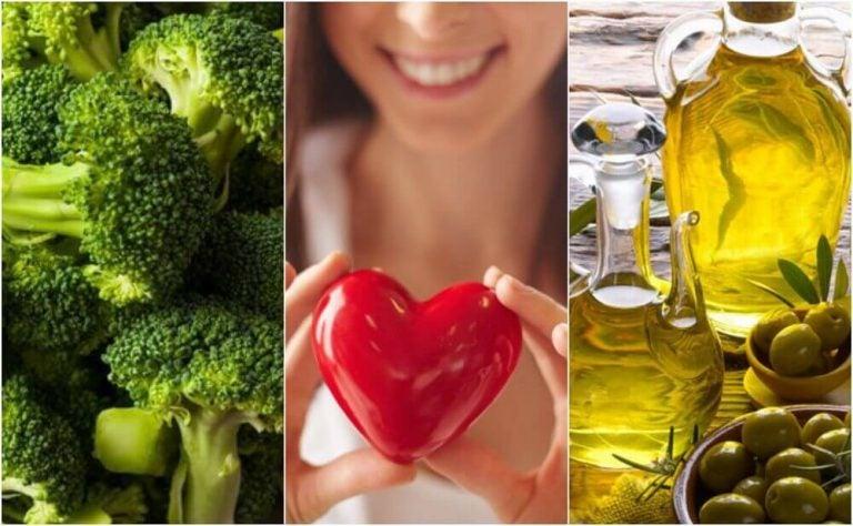 女性の心臓の健康に良い7つの食べ物