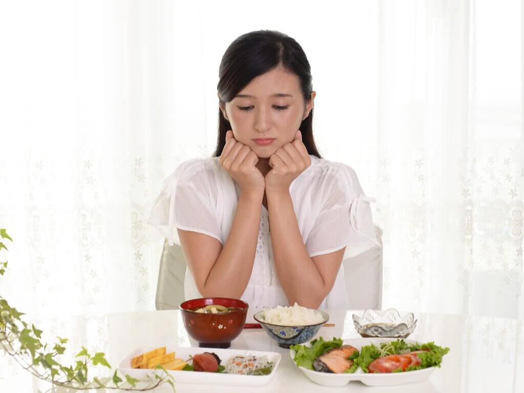 食欲 ダイエットするには1日何回の食事