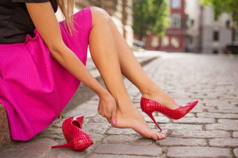 新しい靴で靴擦れしないための5つの対策