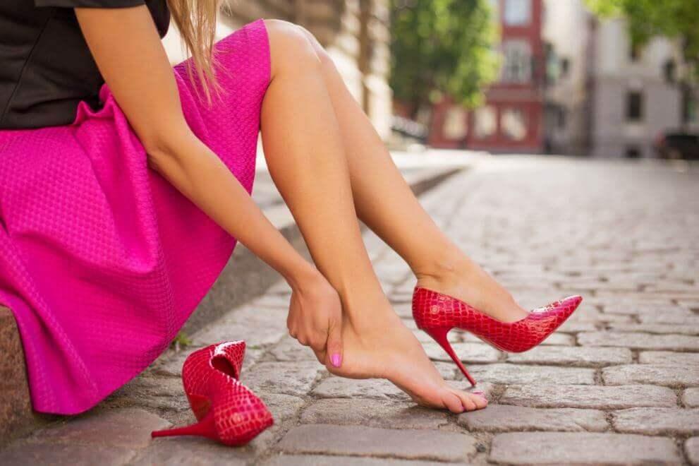 新しい靴で靴擦れをしないための5つの対策