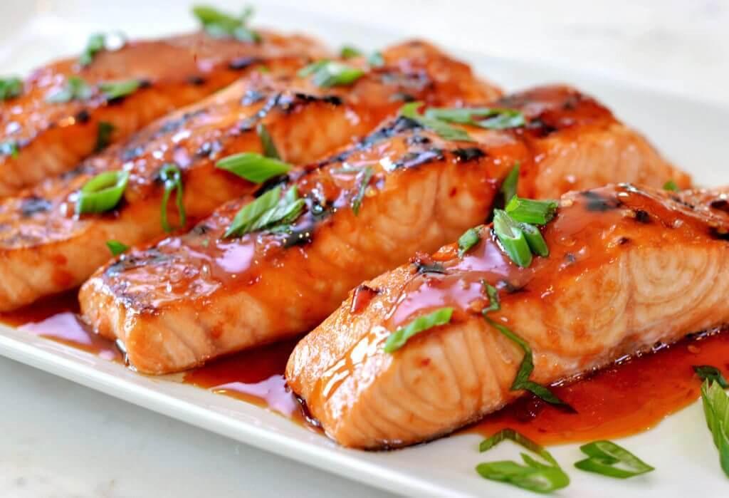鮭 心臓の健康