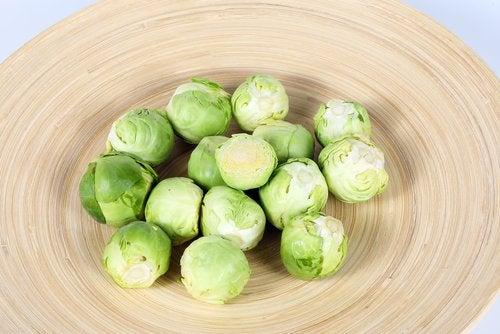 芽キャベツ 化学肥料やスプレーが使われているかわかる食材