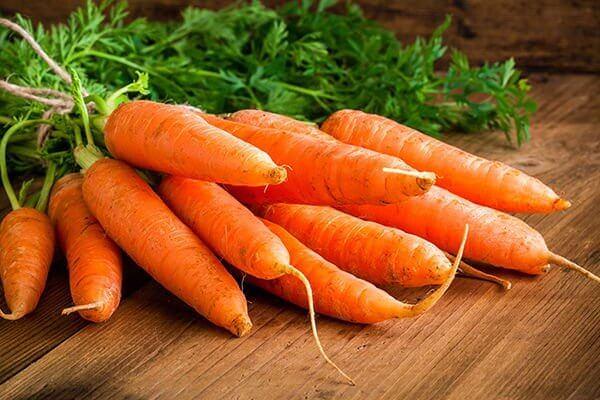 にんじん 化学肥料やスプレーが使われているかわかる食材