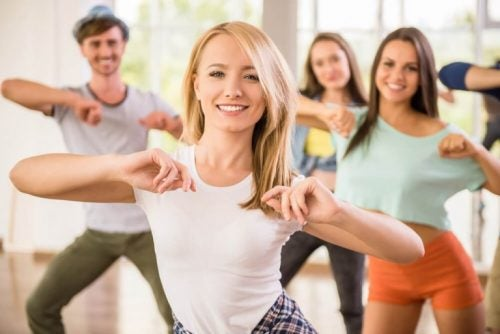 ダンスで心を研ぎ澄ます