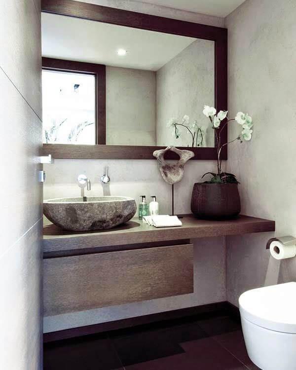 浴室 浴室エリアのインテリア