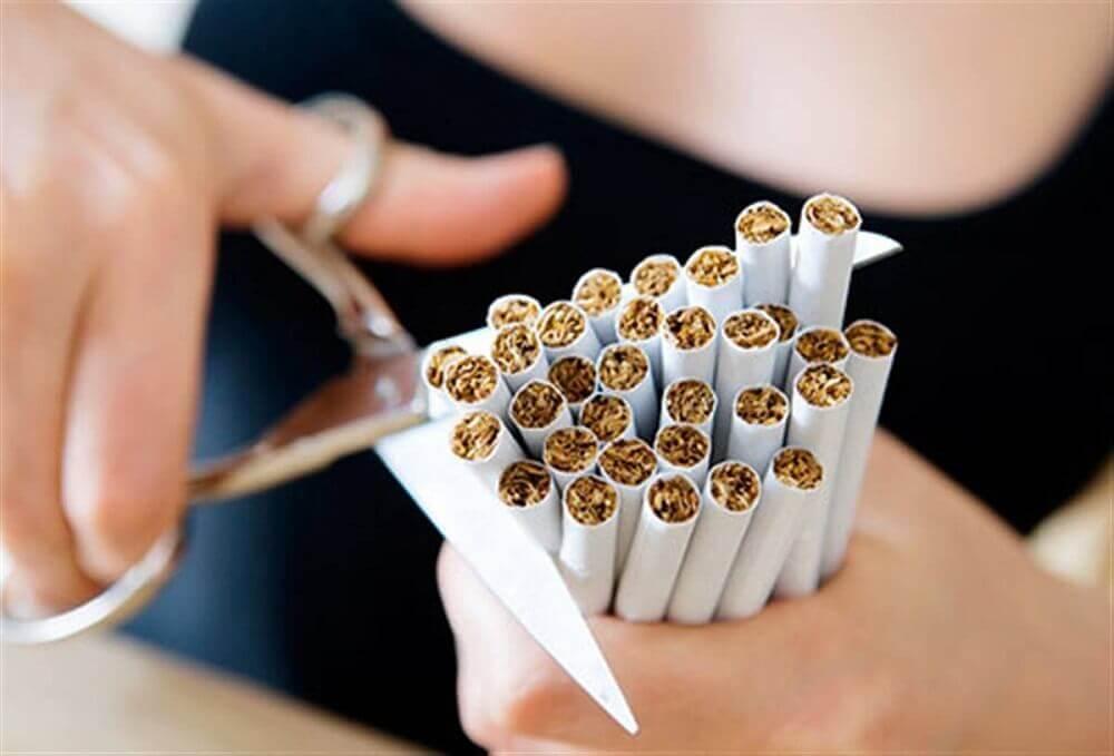 禁煙 早期老化