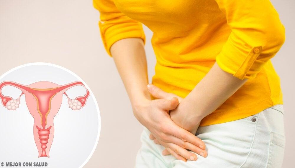 多嚢胞性卵巣症候群 の痛み