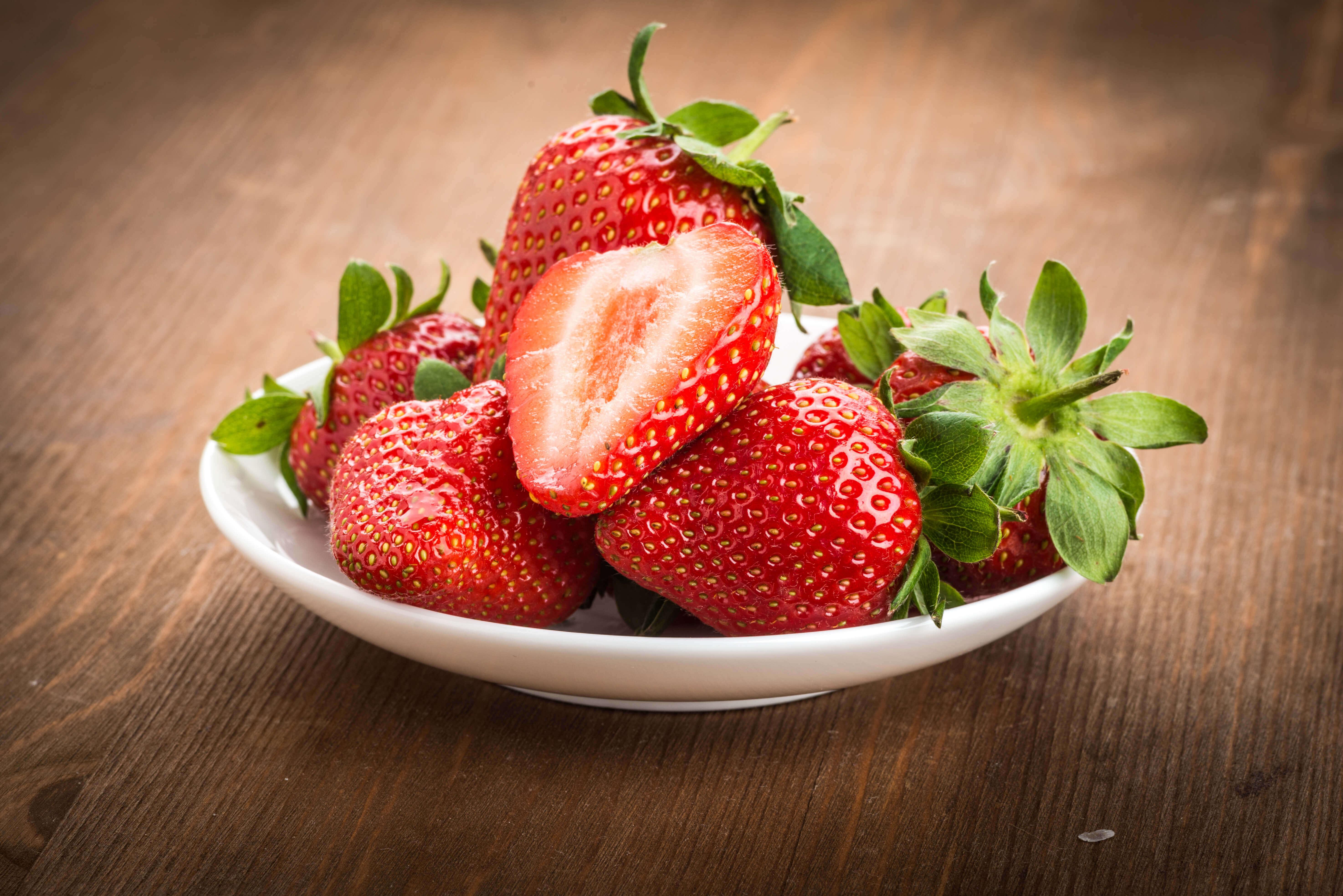 いちご 化学肥料やスプレーが使われているかわかる食材