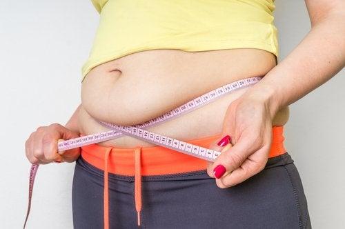 ウェスト 脂肪分の代わりに炭水化物を減らす