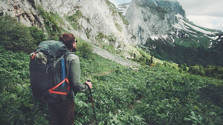 ハイキング 心臓の機能を活発にするエクササイズ