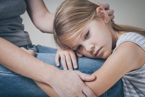 子供をサポート 親子の絆