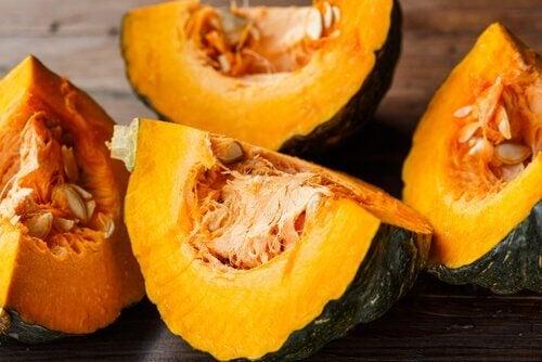 かぼちゃ 化学肥料やスプレーが使われているかわかる食材