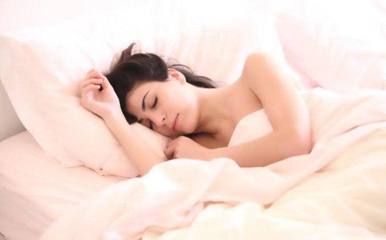 睡眠 雑誌のボディ