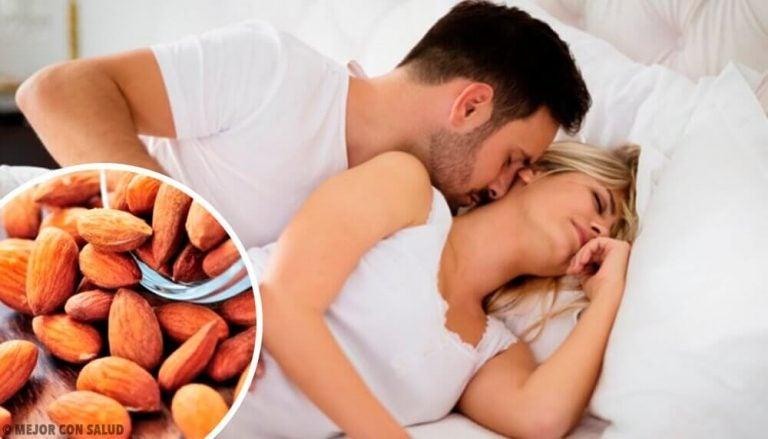 男性の性欲をアップさせる8つの天然媚薬