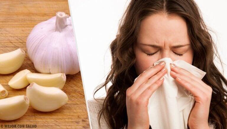 一般的な風邪の症状を緩和する7つの食品