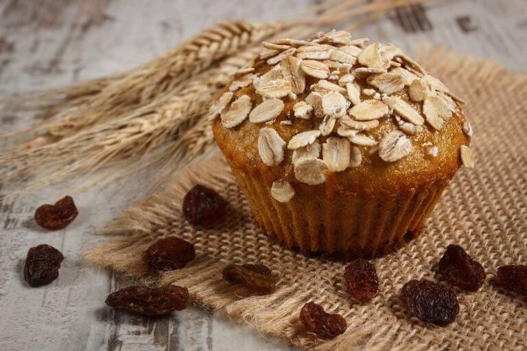 栄養満点!グルテンと乳糖が含まれていないマフィンレシピ