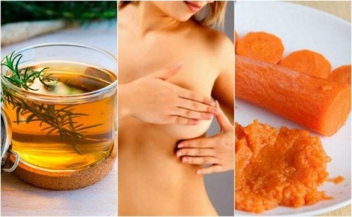 乳腺炎を治す6つの自然療法