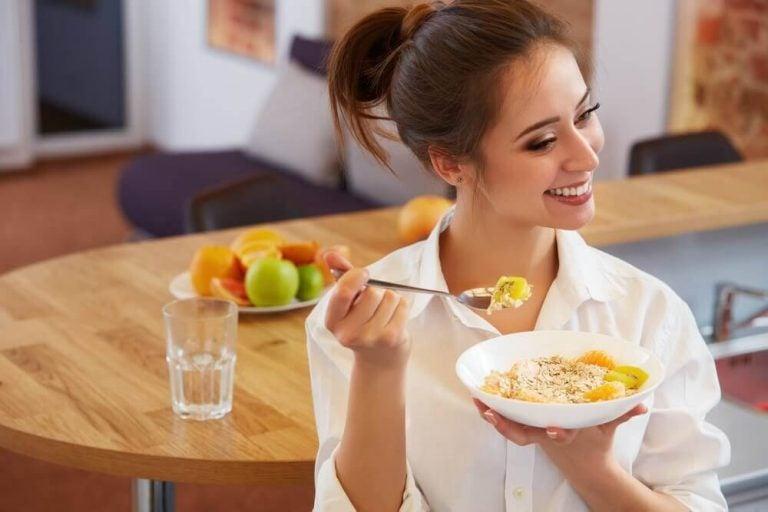 体重を減らしたい時に気をつける朝食の5つのルール