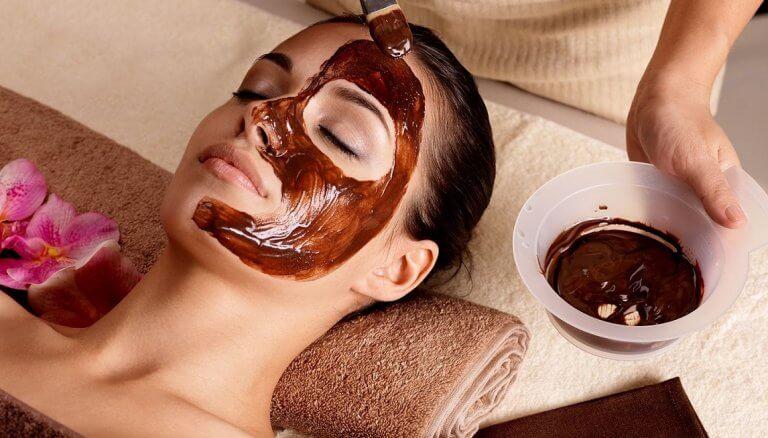 チョコマスク 更年期のスキンケア