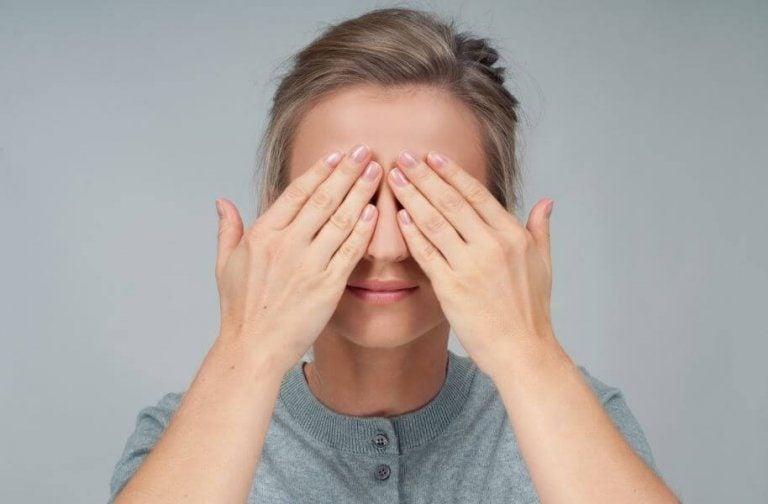 目の健康のためのエクササイズ4種