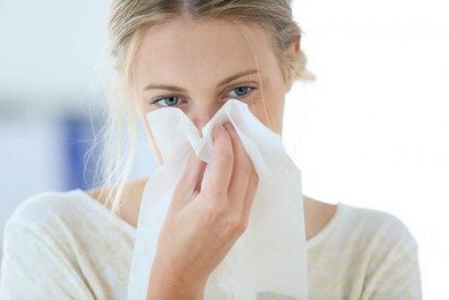速効性あり!鼻づまりを解消する8つの自然療法