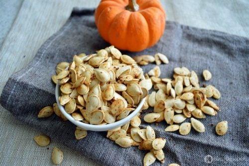 かぼちゃの種 タンパク質