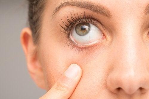 目 目のエクササイズ