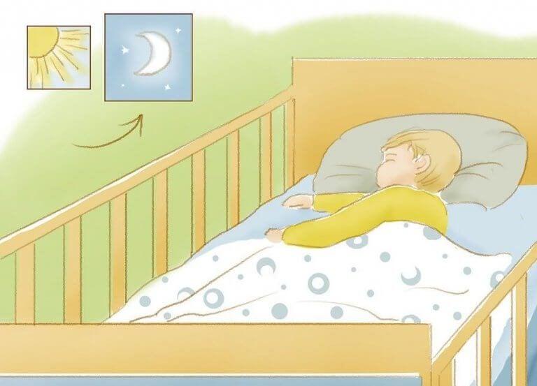 赤ちゃんが朝まで眠れるようになるレッスン