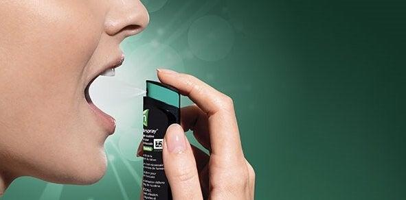 ニコチンスプレー 禁煙