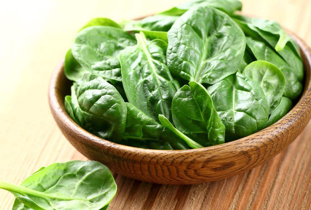 ほうれん草 低カロリーの野菜レシピ