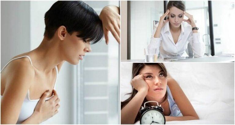 慢性的な倦怠感の6つの原因