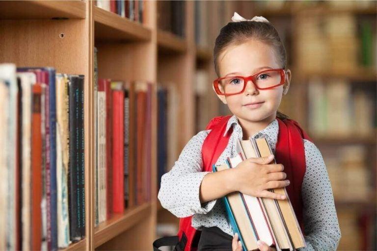 特別な才能がある子供達の5つの特徴