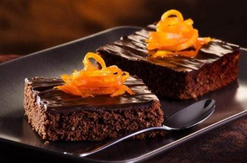 美味しいチョコレートオレンジケーキを作ってみよう