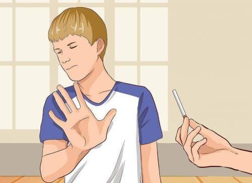 禁煙に役立つ方法