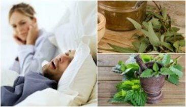 自宅で簡単手作り! いびき を解消する5つの自然療法
