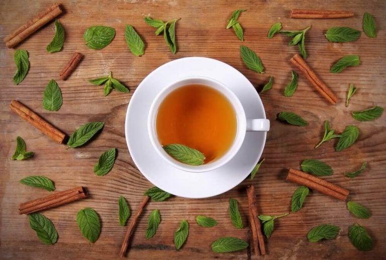 シナモンハチミツ茶の減量効果